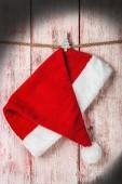 Christmas Santa hat   — Stock Photo