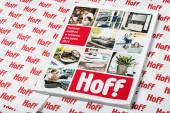 Collection of Hoff Catalogs for 2014 — Stok fotoğraf
