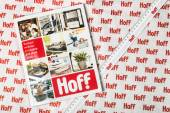 Collection of Hoff Catalogs for 2014 in Moscow — ストック写真