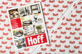 Collection of Hoff Catalogs for 2014 in Moscow — Stok fotoğraf