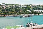 Yards and Docks shipyard in Sevastopol — Stock Photo