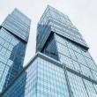 Moscow International Business Center Moscow-City — Stock Photo #71239957