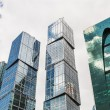 Moscow International Business Center Moscow-City — Stock Photo #71239995