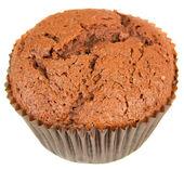 Brown sweet cake muffin — Stock Photo