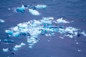 Arctic iceberg. area Novaya Zemlya — Stock Photo