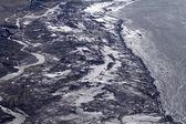 Death of a glacier 1 — Stock Photo