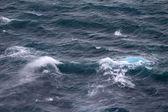 Arktische Eisberg aufgetaut. Bereich Nowaja Semlja — Stockfoto