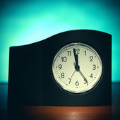 Clock in the Room — Stock Photo