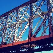 Part of the Bridge — Stock Photo
