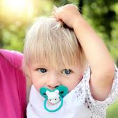 Baby Boy outdoor — Stock Photo