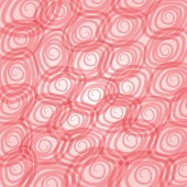 Texture with red swirls — Stock Vector
