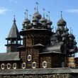 Old Russian wooden Church — Stock Photo #63060711