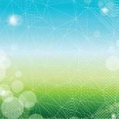 Bio. Vector  concepts ecological symbol for you design. — Stock Vector