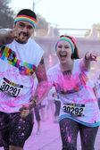The Color Run Ventura — Stock Photo