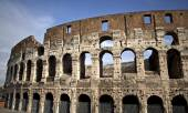 Flavian Amphitheatre — Stock Photo
