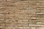 Graffiti in the Colosseum — Stock Photo