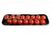 Truss Cherry Tomatoes — Stock Photo