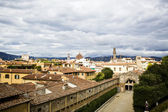 Florence Red Roofs — Stock Photo