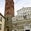 Lucca Church of San Pietro Somaldi — Stock Photo #63108027