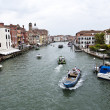 Venice Grand Canal  — Stock Photo #64656773