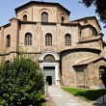 Ravenna Basilica of St Vitale — Stock Photo #65411527
