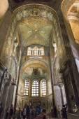 Ravenna Basilica of St Vitale — Stock Photo