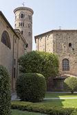 Duomo Campanile of Ravenna — Stock Photo