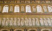 Ravenna Mosaics of Saint Apollinare Nuovo — Zdjęcie stockowe