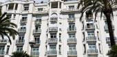 Elegant Windows and Balconies — Stock Photo