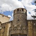 Segovia Fortress Tower — Stock Photo #78961554