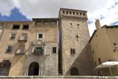 Segovia Torreon de Lozoya — Stock Photo