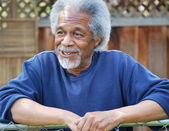 Homem Africano-americano. — Fotografia Stock