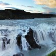Waterfall in Iceland. Gullfoss. — Stock Photo #63989443