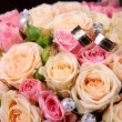 Bouquet of roses — Stock Photo #65460685