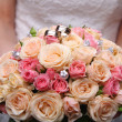 Bouquet of roses — Stock Photo #65460705