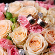 Bouquet of roses — Stock Photo #65460743