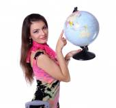 Travel vacation concept — Stock Photo
