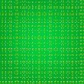 Patrón abstracto de navidad — Vector de stock