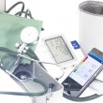 Blood pressure — Stock Photo #69990915