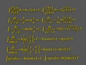 Fórmulas matemáticas. — Fotografia Stock