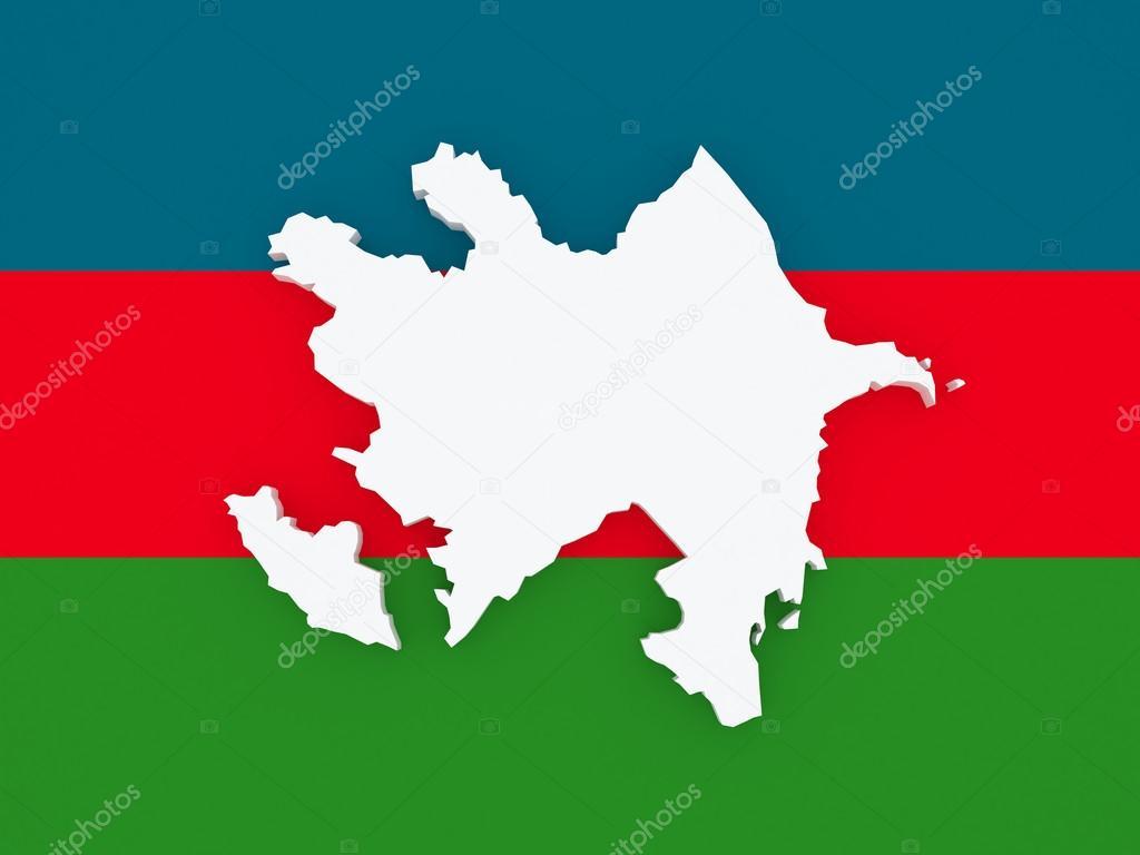 Azerbaycan Haritasu0131.