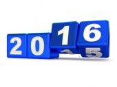 Happy New Year 2016. — Stock Photo