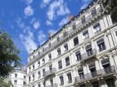 Wohnhaus in Paris — Stockfoto