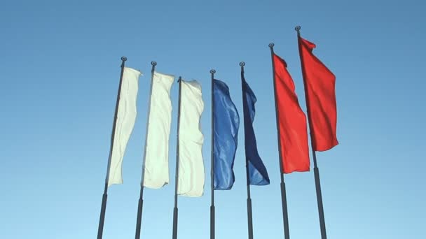 бело красно белый флаг видео