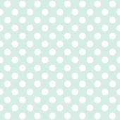 Polka dot background — Stock Photo