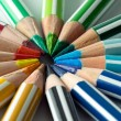 Color pencils — Stock Photo #53959899