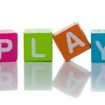 Play — Stock Photo #56145015