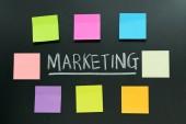 Marketing elements — Foto Stock