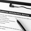 Customer satisfactory survey — Stock Photo #67132919