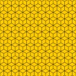 Seamless geometric texture with optical illusion effect. — Stock Photo #59874323